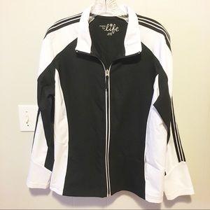 Made for Life Black & White Jacket